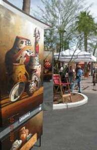 Fountain Hills Art Festivals