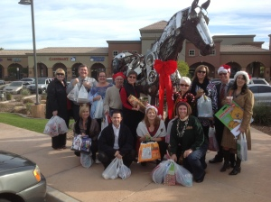 The team at Sonoran Lifestyle, 2013 Holiday Road Rally
