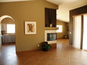 16629 E.Westby Dr, Fountain Hills Living Room