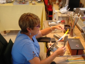 Fountain Hills Artist, Lynn Strolin, Art Tour