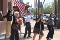 Sonoran Lifestyle Staff in Greening Dance Video