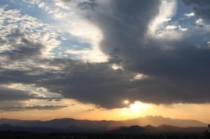 Four Peaks Mountain, Fountain Hills, Arizona, Huffington Post Boomers Poll