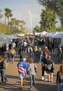 Festival of Fine Art, Fountain Hills Arizona