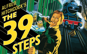 Fountain Hills' Award Winning Theater presents 39 Steps