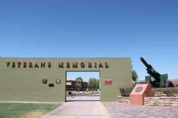 Fountain Hills Veterans Memorial