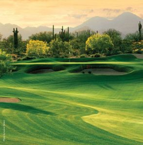 Arizona Golf Courses are the Cream of the Crop!