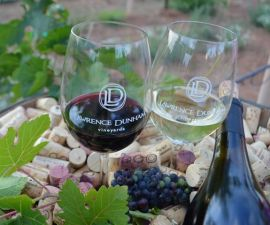 Lawrence Dunham Vinyards Presents their 2012 Viognier at the Tutu Preview