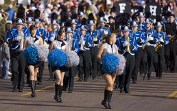Fountain Hills Homecoming Parade is Wednesday, September 24th.  Stop by Sonoran Lifestyle Real Estate to watch the action!