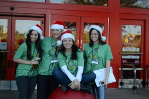 The Grinch Mob from Sami Fine Jewelry at 2013 Great Sonoran Race