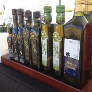Sogno Toscano Oils at Farmers Market