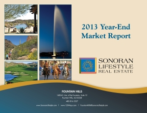 2013 Year-End Fountain HIlls Market  Reports - Ask your Sonoran Lifestyle Agent for details!