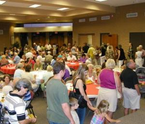 2014 River of Time Spaghetti Dinner Fundraiser is Saturday, August 16th