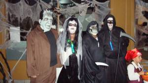 "Visit Sonoran Lifestyle's ""Spider Village"" Haunted House during Halloween in the HIlls!"
