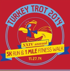2014 turkey trot