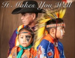 #11Native American Heritage month Begaye Family Troup