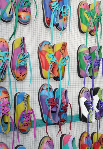 Pic #1art shoes