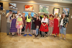 "Some ""Style Options"" presented by the Fountain Hills Theater Board of Directors!"