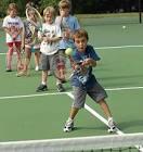 Feb #8Kids playing Tennis