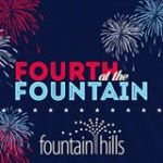 4th at the Fountain Logo