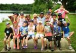 July 12- kids at camp