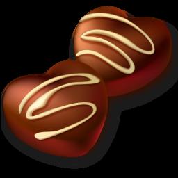 00e257154a0767301bb7581ce91118de_chocolate5-valentine-chocolate-clipart_256-256